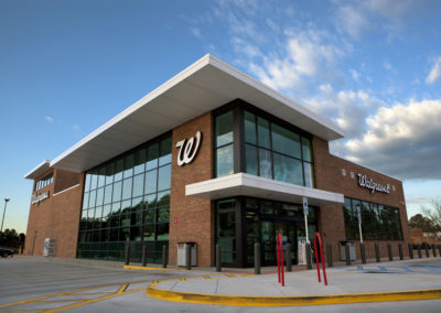 Walgreens – Raleigh