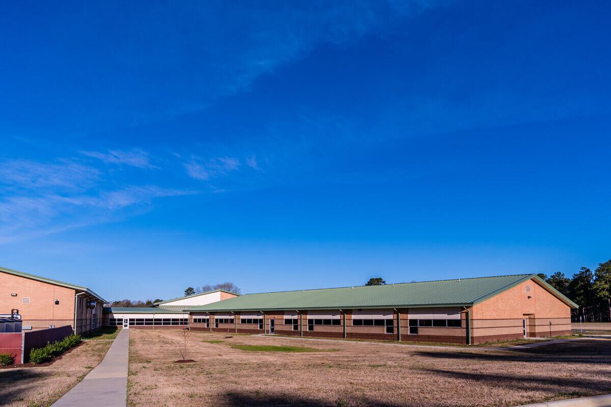 Swift Creek Middle School - Garner, NC