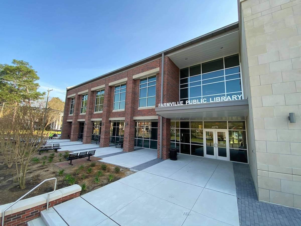 Farmville Library - Farmville, NC